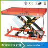 Super Ce ISO Approved Hydraulic Scissor Table Lift