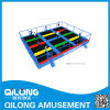 2014 Latest Kids Square Trampoline (QL-N1127)