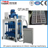 2015 Type Price List Manual Concrete Hollow Block and Brick Making Machine
