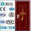 Interior Stainless Steel Door, Hand Carved Wooden Door, Lambo Doors