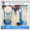 Heavy Duty Garden Metal Two Wheel Hand Truck/Hand Trolley