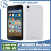 Mtk6572 Dual Core GSM WCDMA Dual SIM Unlocked Android New Product 5 Inch Mobile Phone C1000