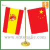 Customed Factory Pricetable Flags for Display (TJ-03)