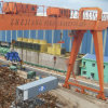 Double Grider Gantry Crane with Grab