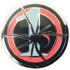 Spider & Number Cloisonne Coin
