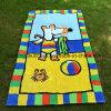 Custom Made Sublimation Microfiber Digital Printed Beach Towel
