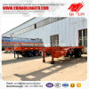Factory Wholesale 3 Axles 30FT Container Skeleton Semi Trailer