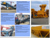 Mobile Concrete Batching Plant (YHZS50)
