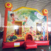 C4 Fairies Inflatable Jumping Castle for Kids (CYBC-551)