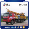 1200m Depth Dfl-1200 Truck Mounted Dig Drilling Machine
