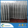 Aluminum Movable Temporary Gate with H2000*5m