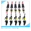 Manufacture of 1 Way 2 Way Waterproof Electrical Automotive Automobile Wire Harness Connector