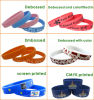 Manufacture Silicon Bracelet in High Quality (SIB051)