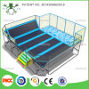 Free Jumping Skyzone Kid Big Continuous Indoor Trampoline Bed Trampoline Park