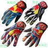 Fashionable Ktm Redbull Racing Gloves for Motorcycle (MAG30)