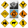 Custom Metal Street Signs with 3m Reflective Film