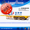 2015 Hot Sale Skeleton Frame Semi Trailer for Container Transport