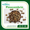 Natural Cardamom Extract Pinocembrin CAS 480-39-7