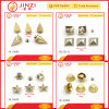 Various Type and Color Eco-Friendly Material Zinc Alloy Spike Studs