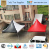 Colored Square Base Pinnacle Marquee 4X4m in White and Black or in Whole Red