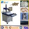 Cheap Portable 20 W Metal Fiber Laser Marking Machine for Pots, Phone Case