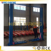Clear Floor Two Post 4500kg Auto Car Lift in Factory Price