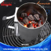 Safe No Lighter Fluid Smokeless Steel Portable Charcoal Chimney Starter