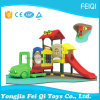 Import Supplier Plastic Play House with Slide Full Plastic Series (FQ-YQ08202)