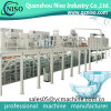 Full Servo I Shape Adult Diaper/Adult Incontinence Product Making Machine