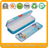 Rectangular Tin Pencil Case for Kids, Pencil Tin Box