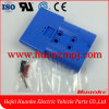 Sbx350 Forklift Battery Connector Blue Color
