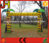 Rectangular Inflatable Troptical Forest Arch for Advertising