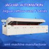 2017 Top Lead Free Reflow Oven with Eight Heating Zones with Chain and Mesh