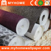PVC Vinyl Bedroom Wall Paper with Adhesive