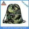 Waterproof Camflouge Army Green Swimming Drawstring Bag