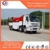 30ton HOWO 8*4 Drive Emergency Rescue Tow Truck Euro4