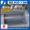 3-45t Tilting Excavator Tilt Mud Bucket