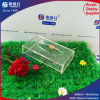 Modern Clear Acrylic Bathroom Facial Tissue Dispenser Box