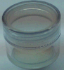 Jy203 as 10ml Round Cosmetic Jar with Any Color