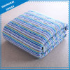 Cotton Bed Cover Stripe Quilt Blanket
