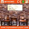 Wall Decorative 3D Brick Waterproof Wall Paper with PVC