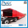 Top Manufacturer Supplier Tri-Axle Car Transporter Trailer