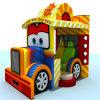 Excellent Design Car Safe Indoor Soft Playground for Kids