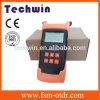 Portable Fiber Fault Locator Techwin 3304n Cable Tester