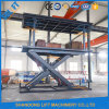 Double Platform Car Scissor Lift Parking