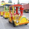 Popular Amusement Park Equipment Electric Train Trackless Train for Sale