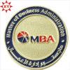 Mba Souvenir Coin Gold Coin Soft Enamel Coin