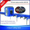 H Slope Beam Plasma Cutting Robot for Steel Warehouse