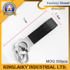 Customized Metal + Leather/PU Key Chain for Gift (KKC-003)