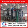 Zircon Beneficiation Equipment, Shaking Table in Beach Sand Beneficiation Plant